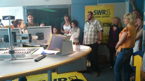 Radio-Studio at SWR
