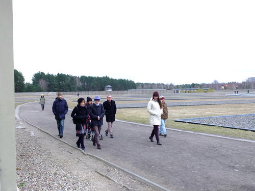 March 12, 2015 - Memorial Sachsenhausen