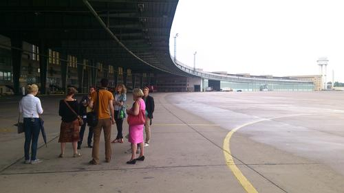 June 11 2014 - former Tempelhof Airport