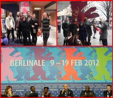 Berlinale visit on 17th February, 2012