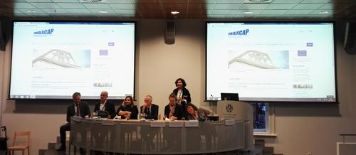 MAXCAP final conference in The Hague