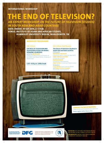 The End of Television?