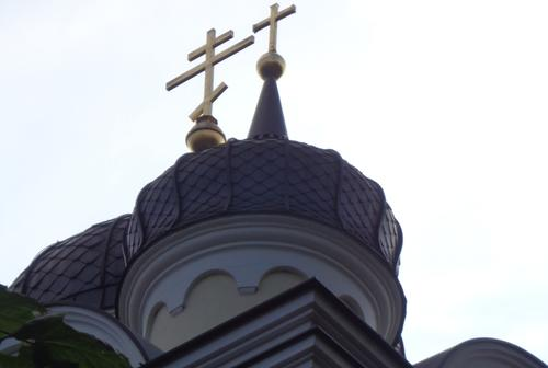 Orthodoxe Kirche in Berlin