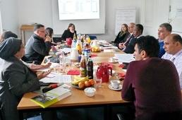 AREACORE coordinators met in Berlin