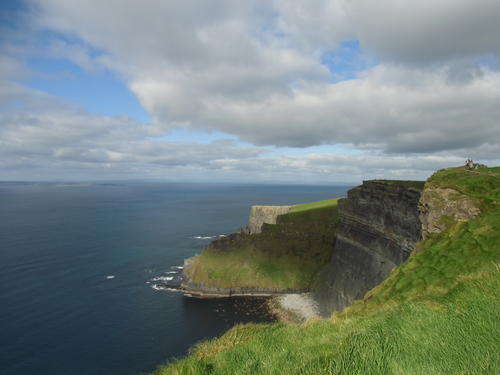 Cliffs of Moher in County Clare (nordwestlich von Limerick)