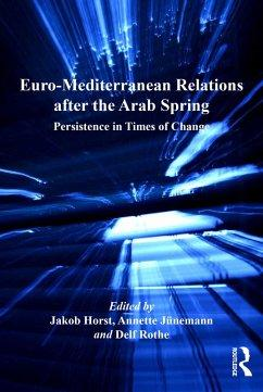 Euro-Mediterranean Relations After the Arab Spring: Persistence in Times of Change