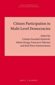 Bild Citizen Participation in Multi-Level Democracies